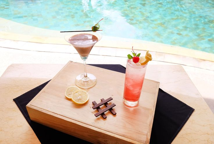 Start your week fresh with this mouth-watering cocktail from #TheCamakilaLegianBali!  #CamakilaBali #Camakila #Legian #Bali