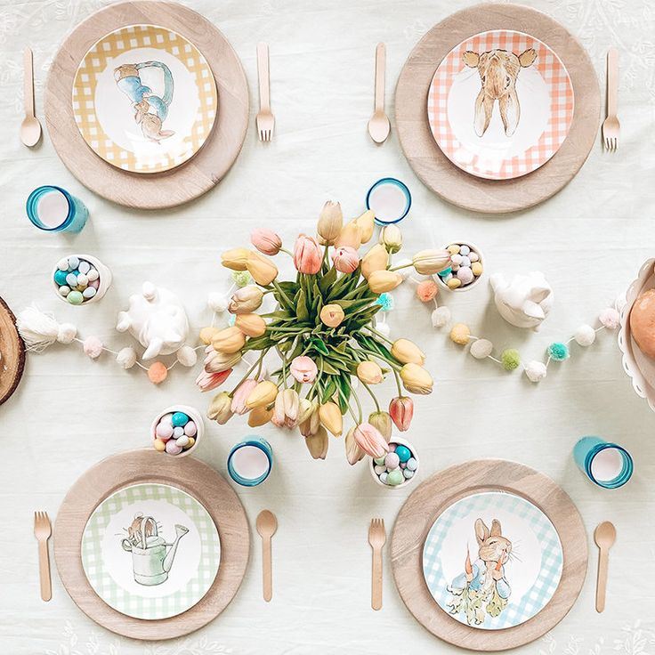 Whimsical Easter With Pottery Barn Kids Ni 241 A Williams