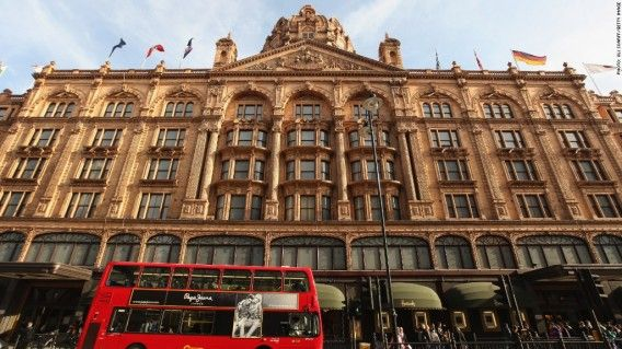 Londons luxury retail sector has the highest growth potential