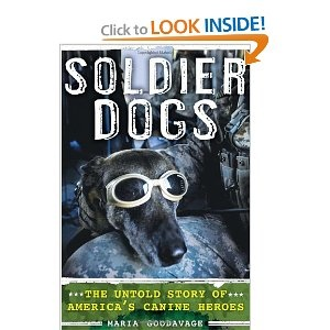 Hero dogs!Military Dogs, Worth Reading, Must Reading, Book Worth, Canine Heroes, Soldiers Dogs, Maria Goodavag, Untold Stories, Work Dogs