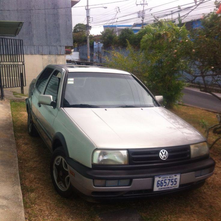 VW Jetta 1994, muy consentido. Luego de tenerte 7 años cuidandote como un hijo te fuiste.....gracias por todo.