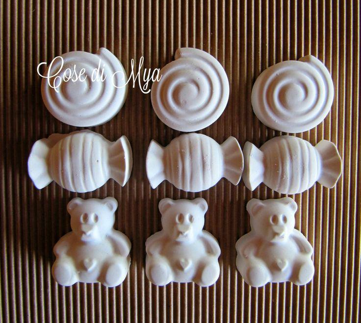 40 gessetti miniatura Baby, by COSE DI MYA, 13,00 € su misshobby.com