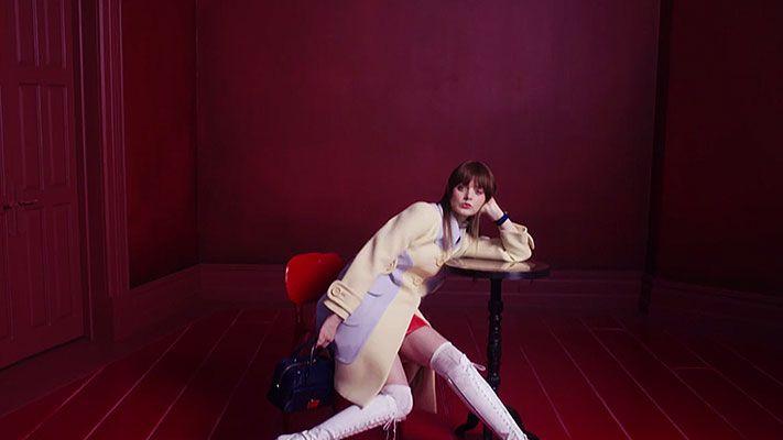 Films of Fashion - Miu Miu Spring/Summer 2014 Ad Campaign