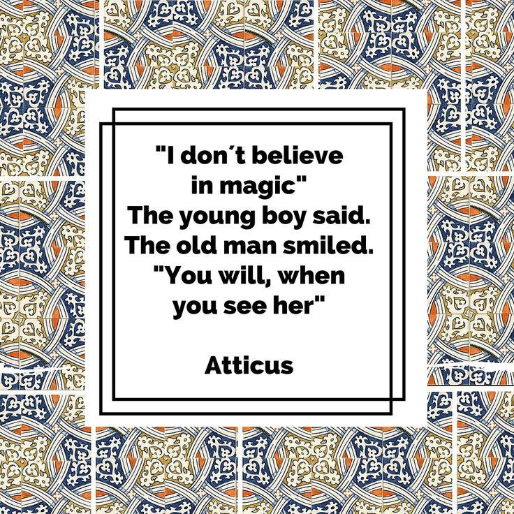 Believe in magic... her