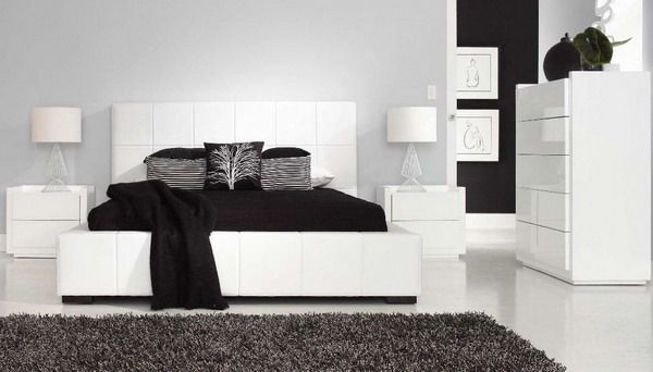 Modern Bedroom Ideas With White Bedroom Furniture Set Best Bedroom Designs M White Bedroom Set Furniture Contemporary Decor Living Room Contemporary Bed Sets