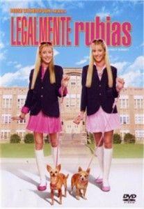 """Película: """"Legalmente rubias 3: Unas rubias muy legales (2009)"""""""