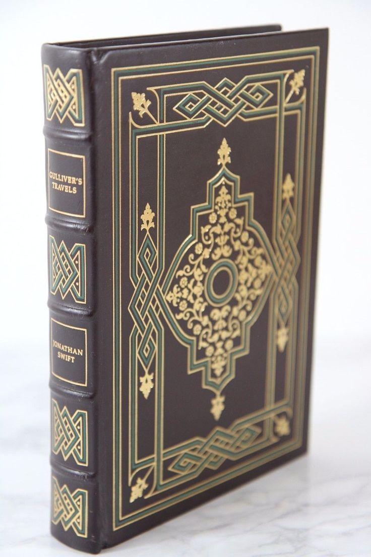 GULLIVER'S TRAVELS - Franklin Library -Jonathan Swift OXFORD WORLD'S GREAT BOOKS   eBay