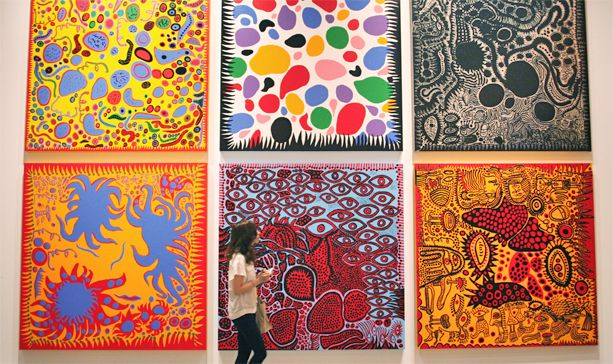Yayoi Kusama's Dotty Retrospective Shows an Artist Unafraid of Branded Fame at Whitney Museum