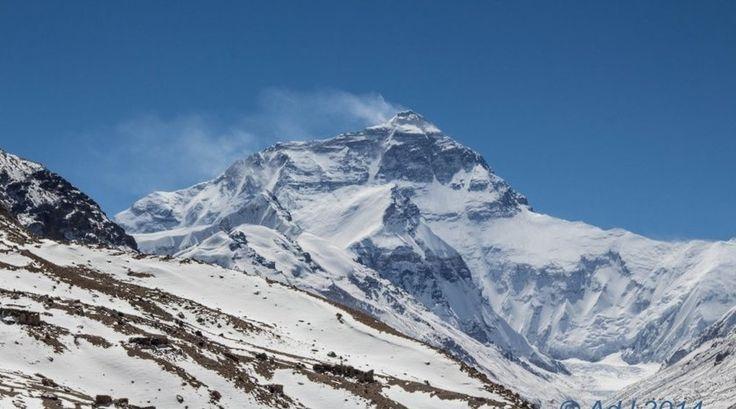 Reporter Andree kan de Mount Everest van zijn bucketlist schrappen.