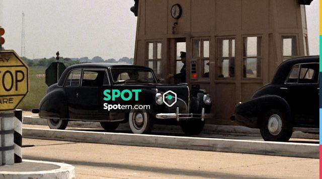 The Lincoln Continental of Sonny Corleone in The Godfather #Cars #FastCars #Movie #Spotern #MovieScene #Ford #Pontiac #Chevrolet #Mustang #Ferrari #Audi #Lamborghini #Falcon #Volkswagen #Dodge #ActionMovie