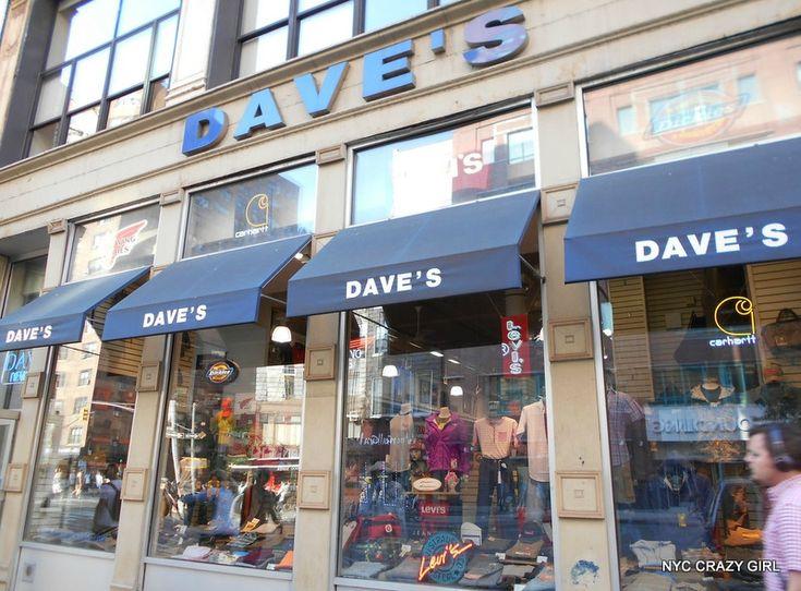 jeans levi's new york pas cher promo réduction bon plan dave's OMG (1)
