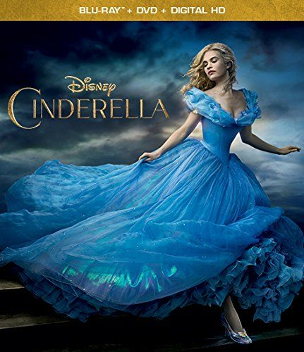 Cinderella Out Now On Home Video