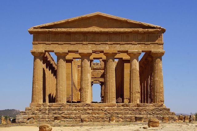 The Valley of the Temples - Agrigento - Sicily