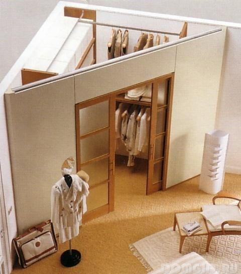 Kleiderschrank: Alternative – #altbau #Alternative…