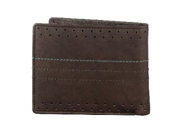Make paying the bills a little more stylish with our two-in-one bi-fold #LeatherWallet. Pick up the #Stylish wallet and show it in style. Shop now!!