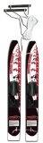 Hydroslide Water Wabbit Trainer Skis (White/Black, 48-Inch) - http://www.skichild.com/ski-equipment-deals/hydroslide-water-wabbit-trainer-skis-whiteblack-48-inch/