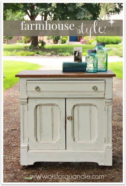 Farmhouse style inspiration meubles pinterest - Maison provinciale rustique campagne svetti ...