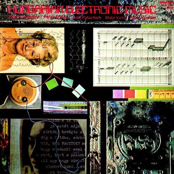 Various - Magyar Elektronikus Zene: Hungarian Electronic Music