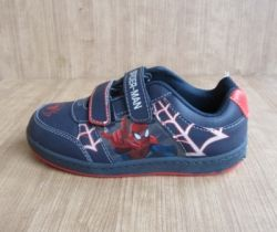 Sepatu anak Spiderman Spiderman shoes http://www.sarangsepatu.com