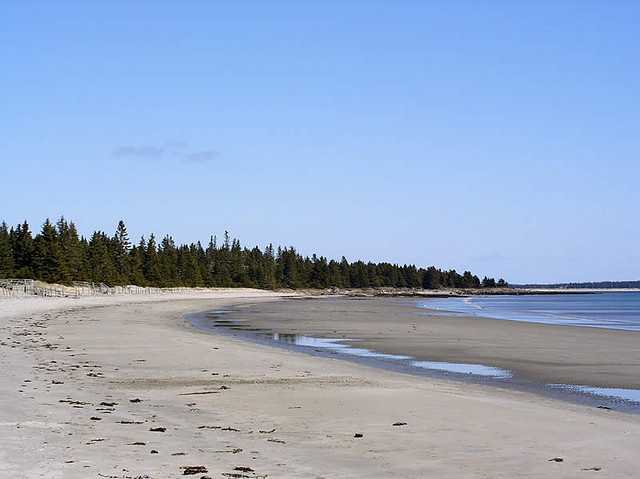 Risser's Beach,Nova Scotia, Canada.