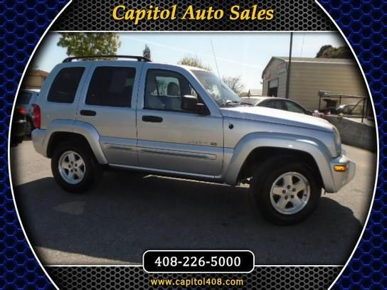 Sport Utility, 2003 Jeep Liberty 4WD Limited with 4 Door in San Jose, CA (95111)