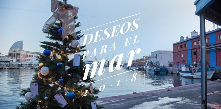 ¡Esta Navidad, comparte tu deseo para el mar con Blanc Pescador!