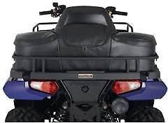 Polaris ATV Semi-Rigid Rear Cargo Rack Bag Sportsman Touring 500 570 800