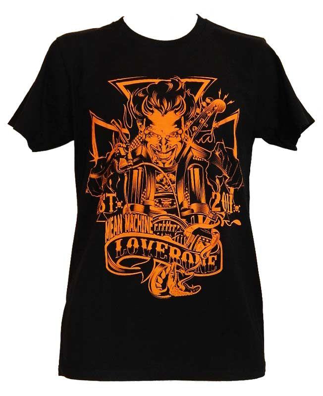 HELL RIDE Biker t-shirt