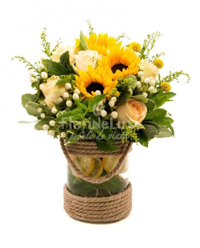 Buchete de flori de vara, modele online 2017! Despoera aici cele mai frumoase buchete de flori e