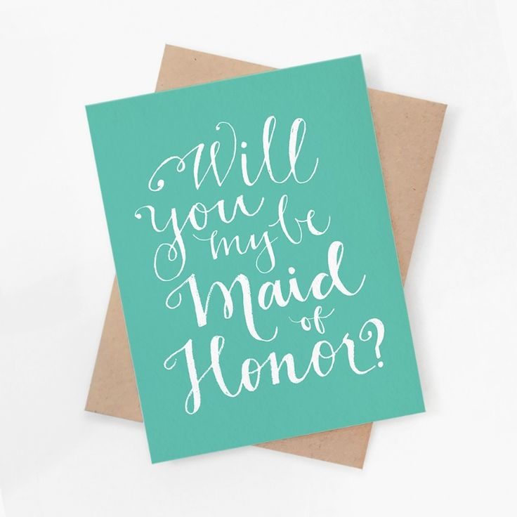 528 best calligraphy inspirations images on pinterest lettering beautiful bridal party cards mailed for you m4hsunfo Choice Image