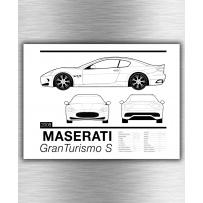 Helveticars Maserati GranTurismo S  2008 Maserati GranTurismo S Tech Specs