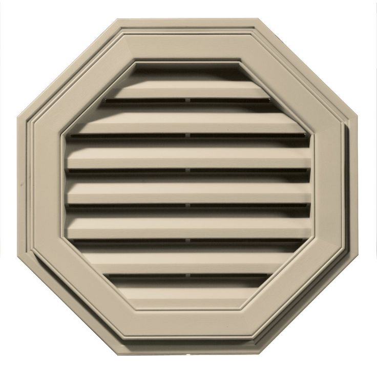 Builders Edge 120012222011 22' Octagon Vent 011, Sandalwood *** Want to know more, click on the image.