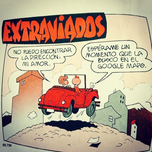 extraviados