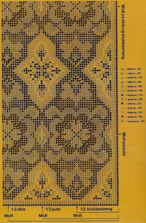 Gallery.ru / Фото #48 - Норвежская вышивка - SvetlanN
