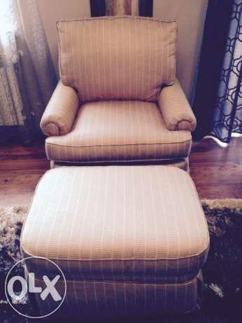 fotel z podnóżkiem Wołomin - image 1