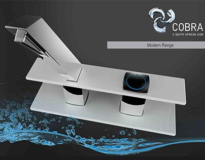 """Check out new work on my @Behance portfolio: """"Cobra Touch Tap Design""""…"""