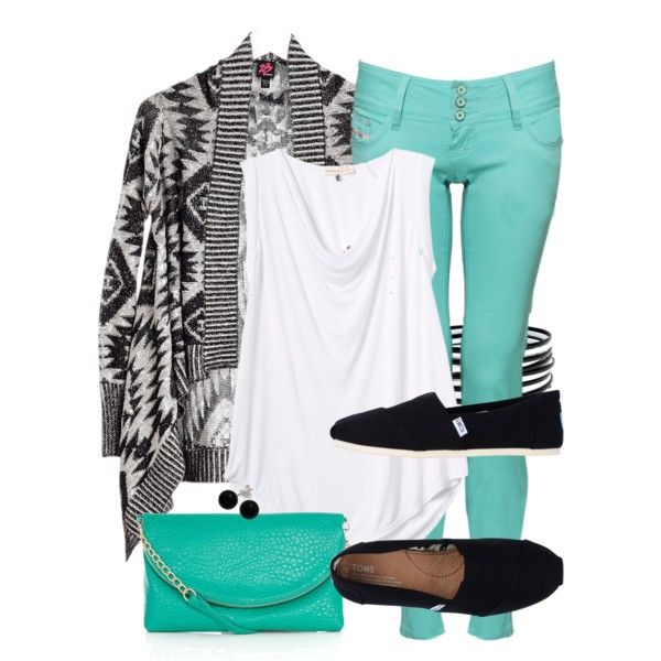 """Junior College"" by jewhite76 on Polyvore"