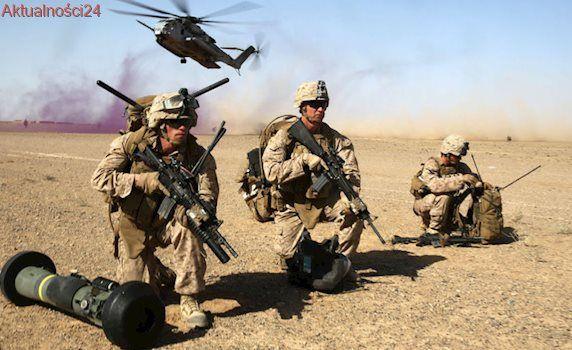 Armia USA przypadkowo zbombardowała siły sojusznika