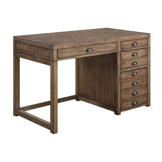 Shop for Coaster Company Furniture Ash and Poplar Writing Desk. Get free shipping at Overstock.com - Your Online Furniture Outlet Store! Get 5% in rewards with Club O! - 19174035