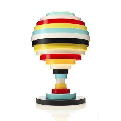 Zero PXL bordslampa, multicolour - Roomly.se