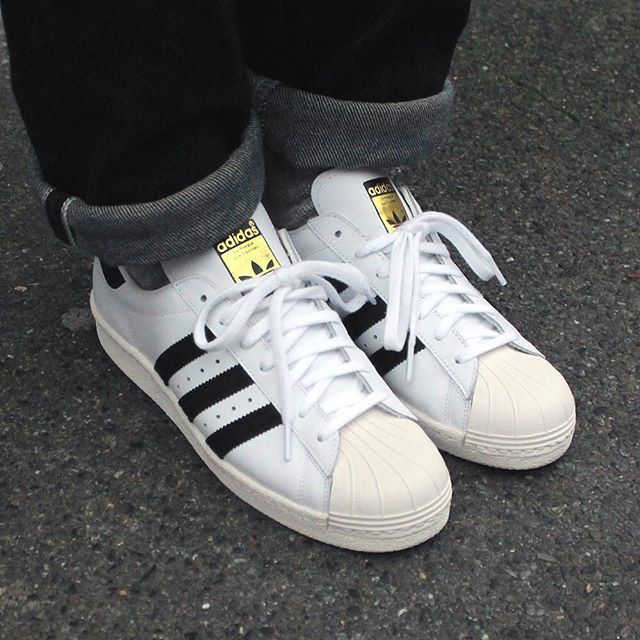 New Arrivals - Pioneered by the likes of Run DMC back in the the Superstar  is a staple for any Sunday outfit. Shop in-store & online now