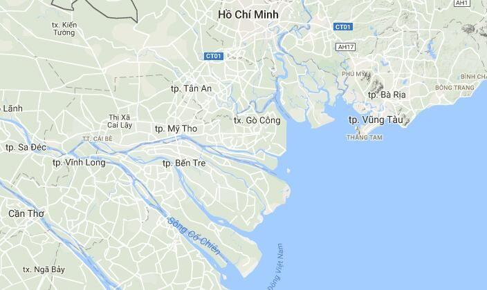 Mekong floden och mekong deltat - läs fakta information om Mekong River kambodja Vietnam Laos Kina