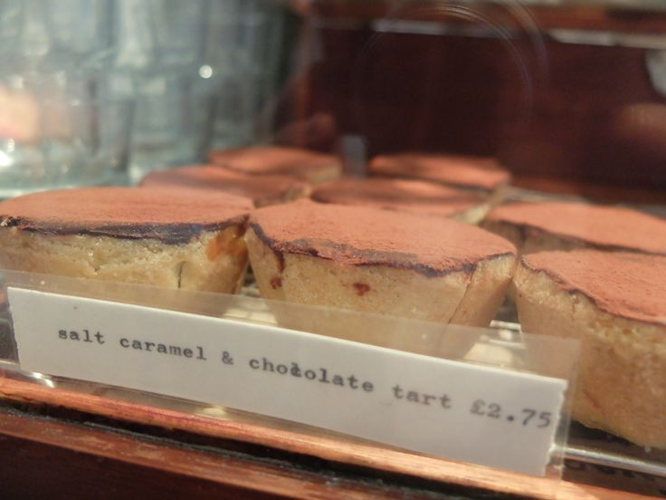 salt caramel sex pots - treacle&co