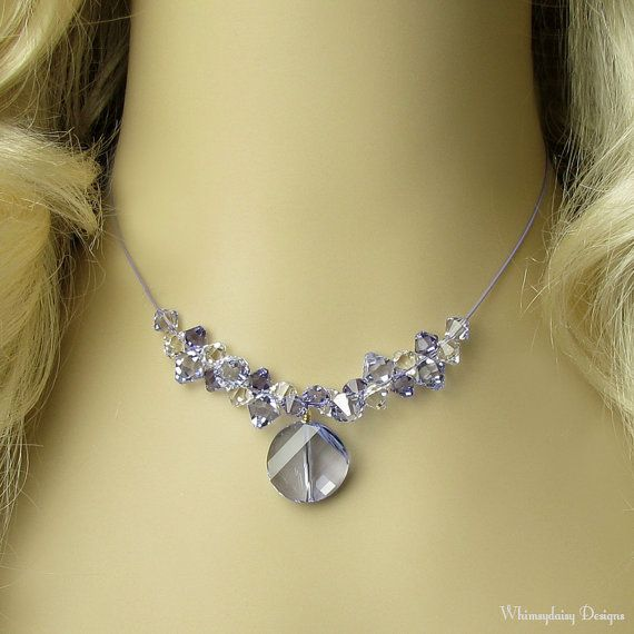 17 Best Ideas About Swarovski Crystal Necklace On Pinterest