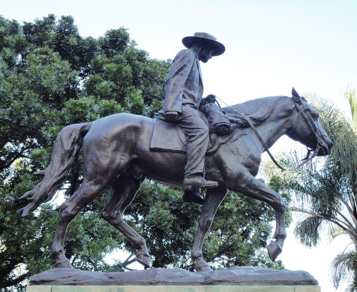 Dick King Statue - Durban
