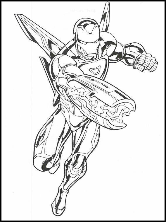 Avengers Endgame Printables 15 In 2020 Marvel Coloring Marvel Characters Art Avengers Drawings