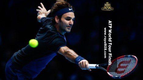 Agen Bola - Roger Federer, petenis asal Swiss unggulan ke-tiga bermain gemilang dengan mencatatkan kemenangan ke-tiga-nya, kali ini atas Kei Nishikori, petenis asal Jepang unggulan ke-delapan di ATP World Tour Finals 2015 pada pertandingan yang baru saja berakhir di O2 Arena, London.
