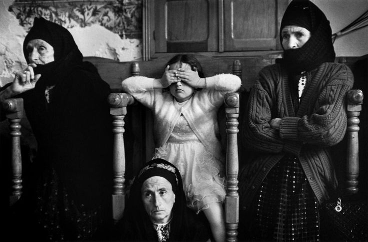 Cristina Garcia Rodero - Orthodox easter. GREECE.