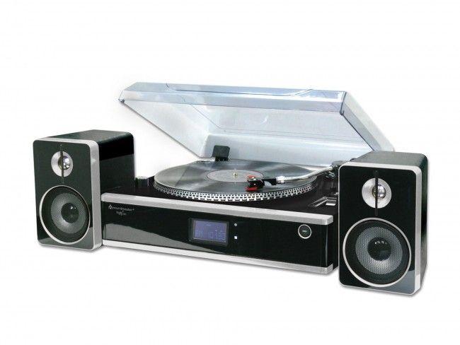 Soundmaster PL875 - Platenspelers - 123platenspeler.nl