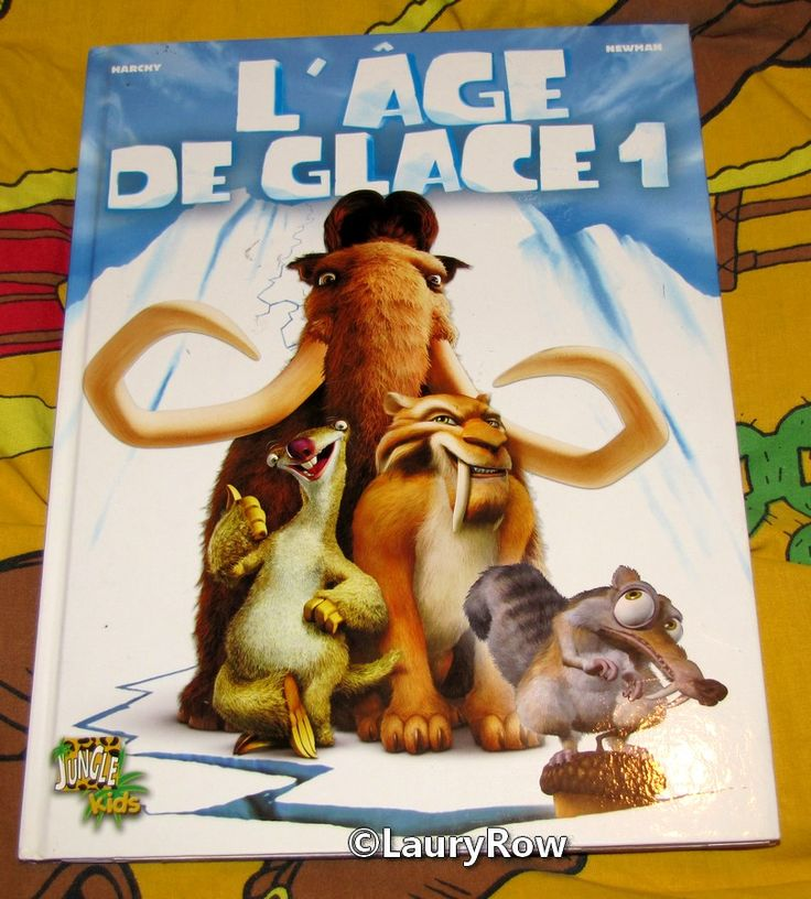 16 best l 39 age de glace ice age my collect 39 lauryrow images on pinterest ice age ice. Black Bedroom Furniture Sets. Home Design Ideas